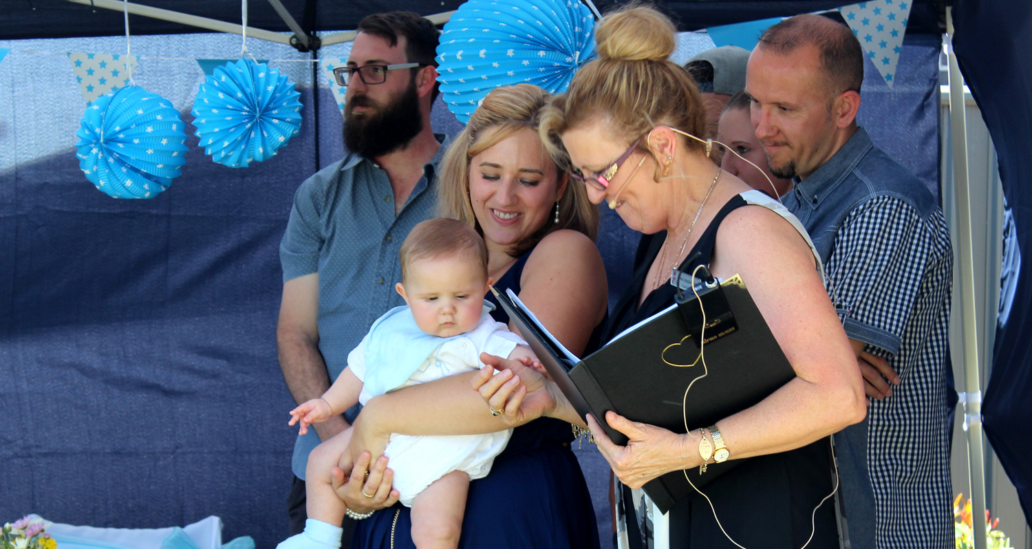 Naming Ceremonies - Heart and Soul Celebrations