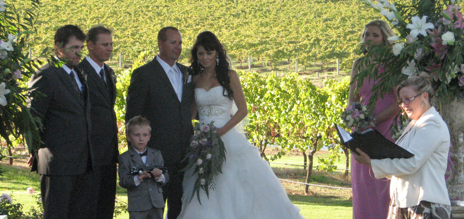 Marriage Celebrant - Heart and Soul Celebrations
